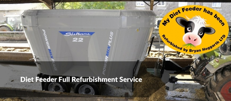 Diet Feeder Full Refurbishment Service