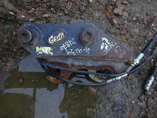 Geith Hydraulic Quick Hitch