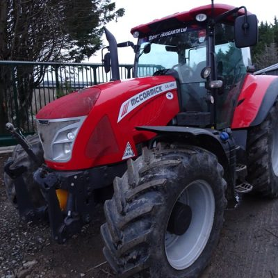 McCormick X6.480 Tractor