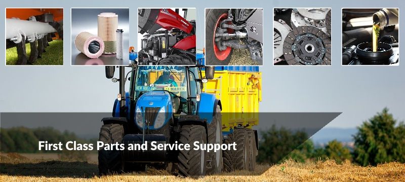 Parts And Service Aftercare Support