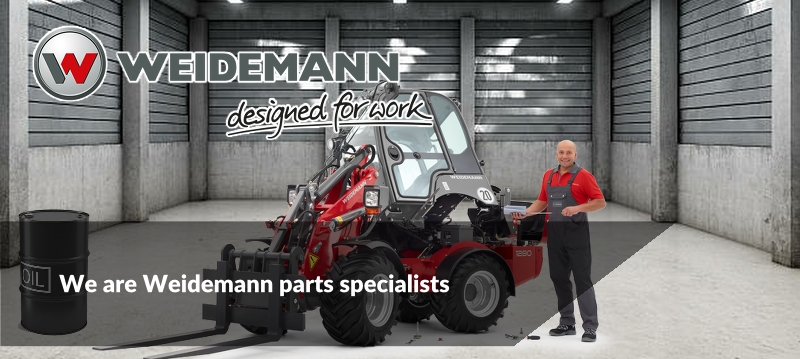 Weidemann Parts Specialists