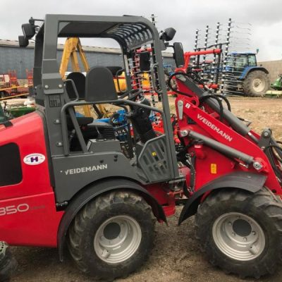 Weidemann 1350 Pivot Steer Loader