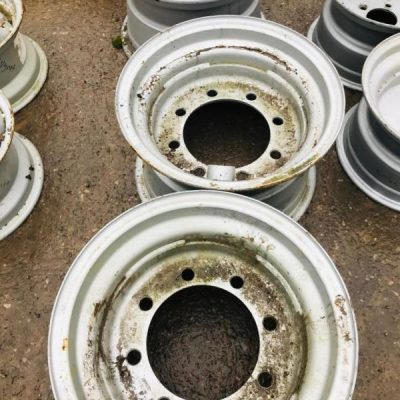 Weidemann 8 Stud Wheels