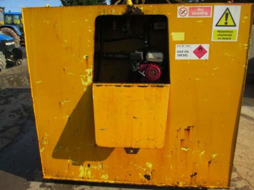 2000 Gallon Static Bunded Fuel Bowser for Sale