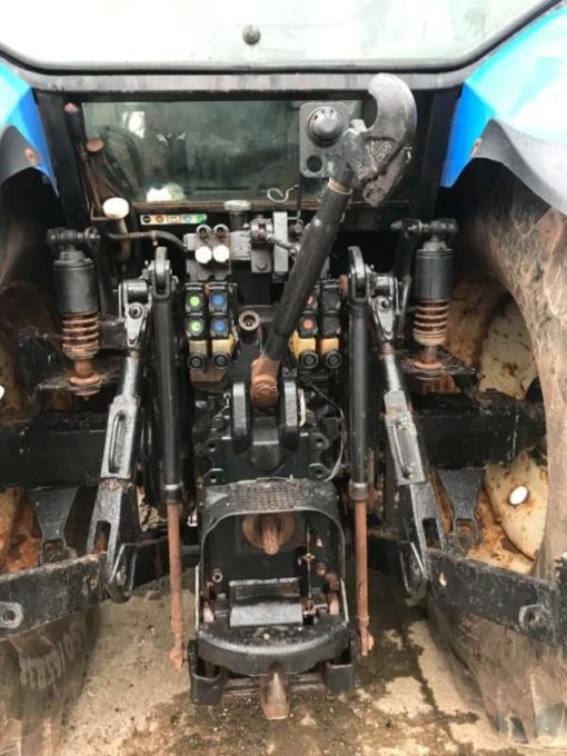 New Holland TM155 Tractor for Sale