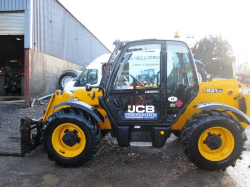JCB 531.70 Telehandler for sale